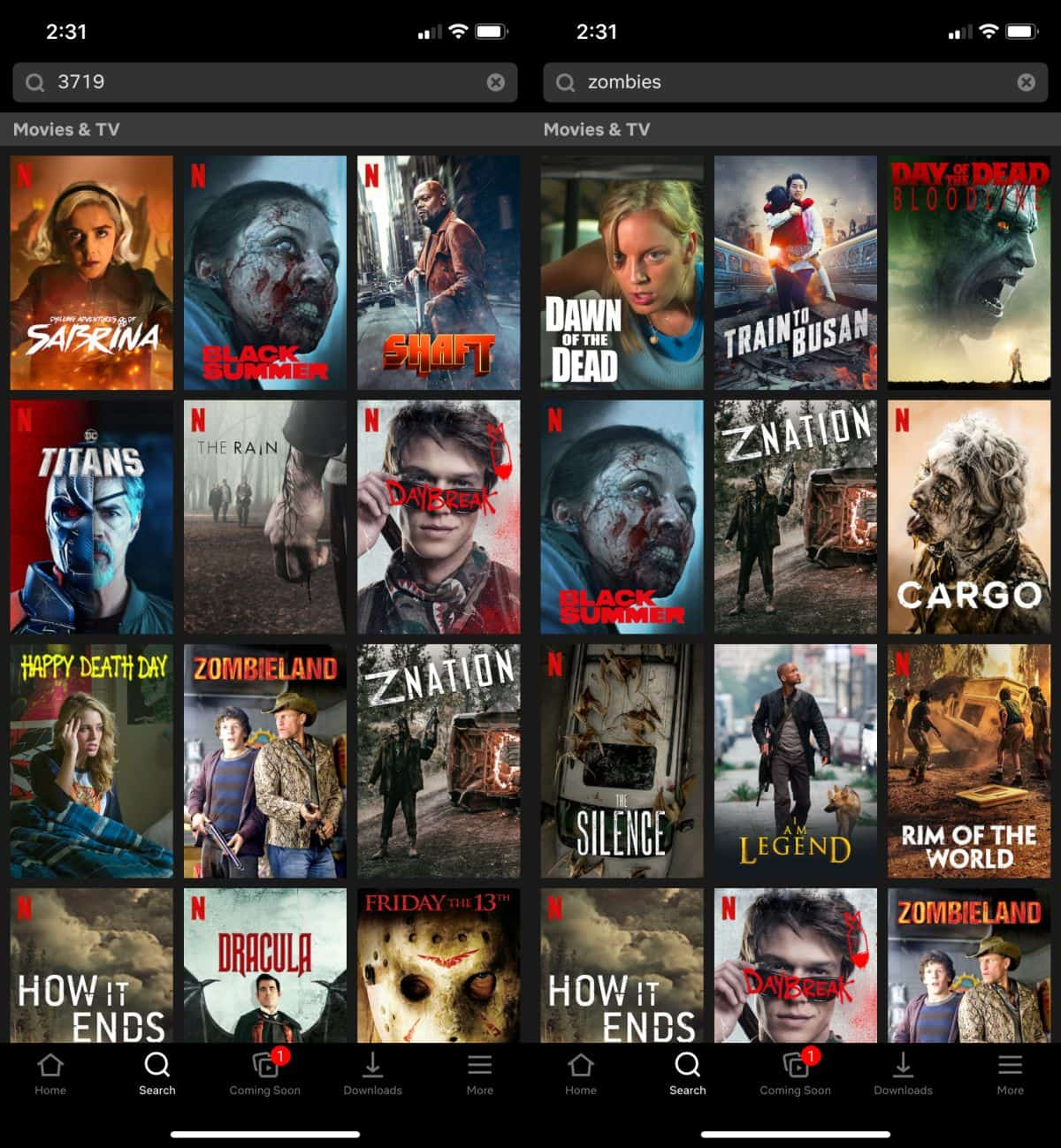 how to use category codes in the netflix apps How to use category codes in the Netflix apps
