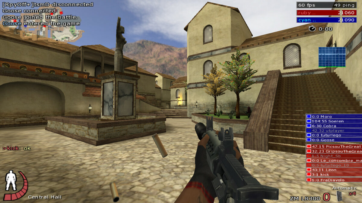 5 best free linux fps shooters to checkout 3 5 best free Linux FPS shooters to checkout