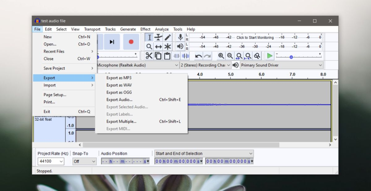 how to compress an audio file on windows 10 1 How to compress an audio file on Windows 10