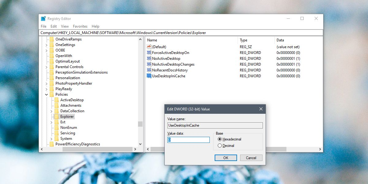 how to delete desktop ini files on windows 10 2 How to delete desktop.ini files on Windows 10