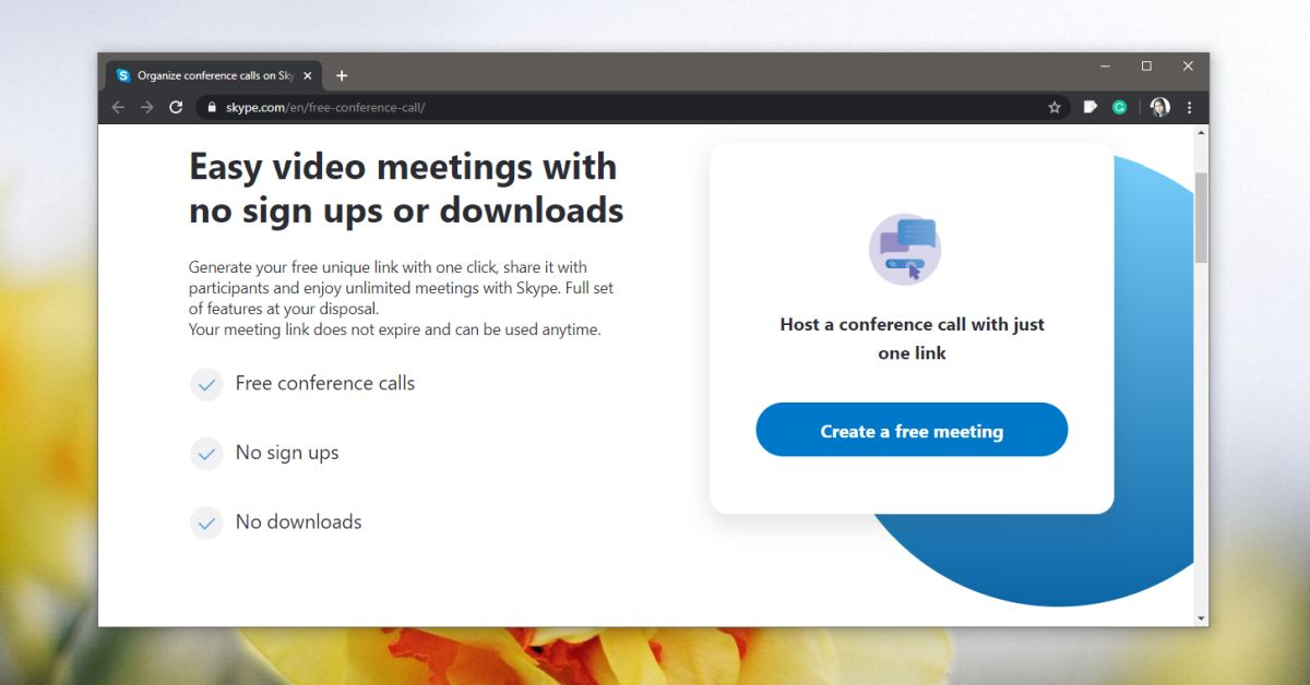 how to hold a skype video conference that anyone can join How to hold a Skype video conference that anyone can join