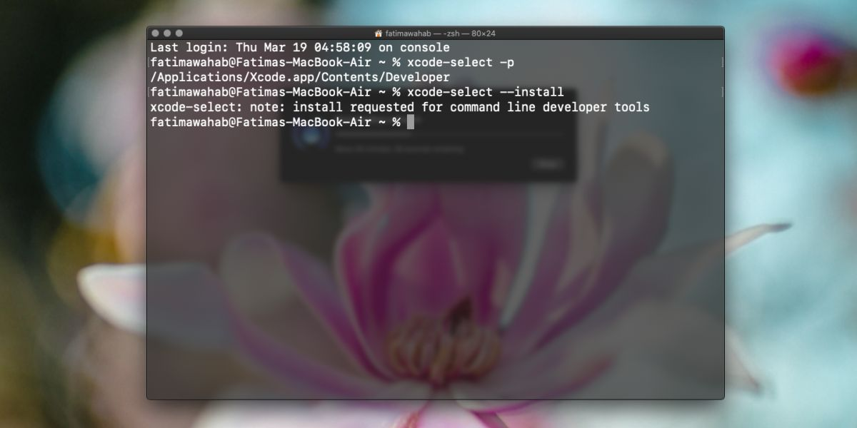how to install homebrew on macos catalina How to install Homebrew on macOS Catalina
