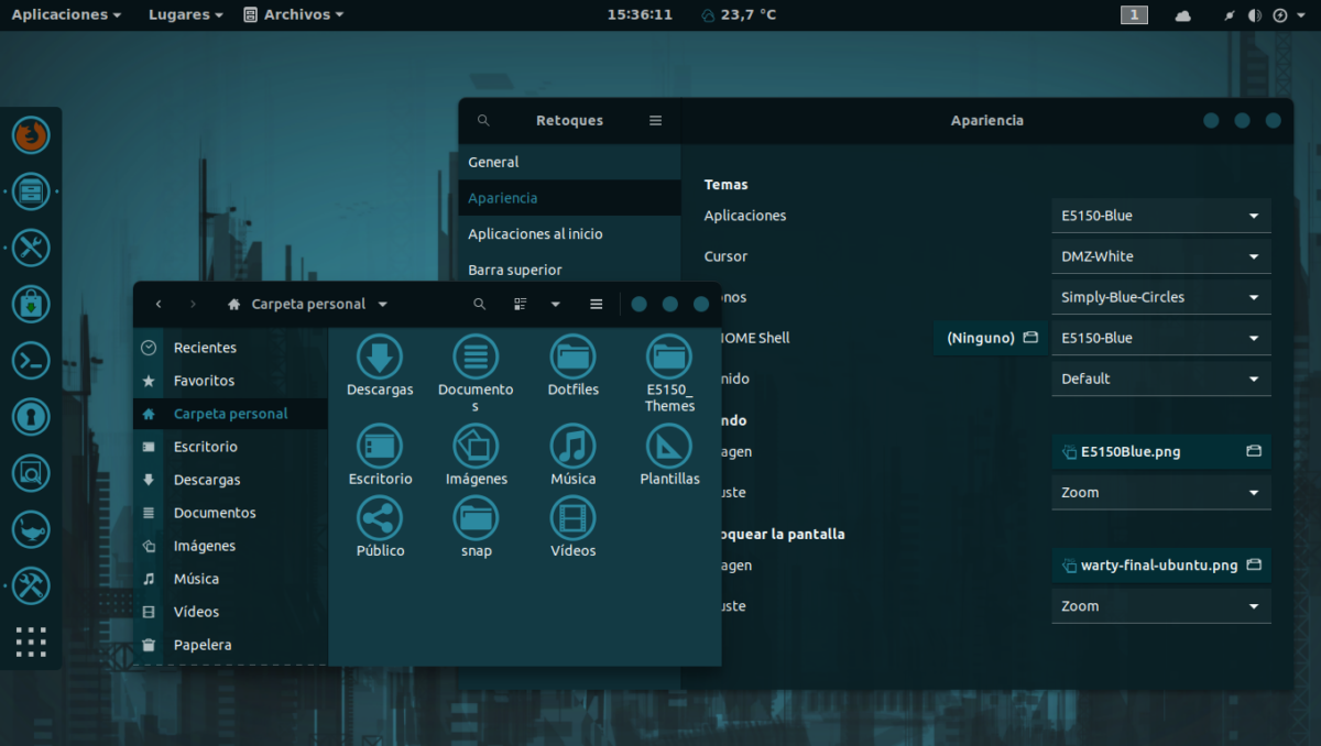 how to install the e5150 gtk theme on linux 1 How to install the E5150 GTK theme on Linux