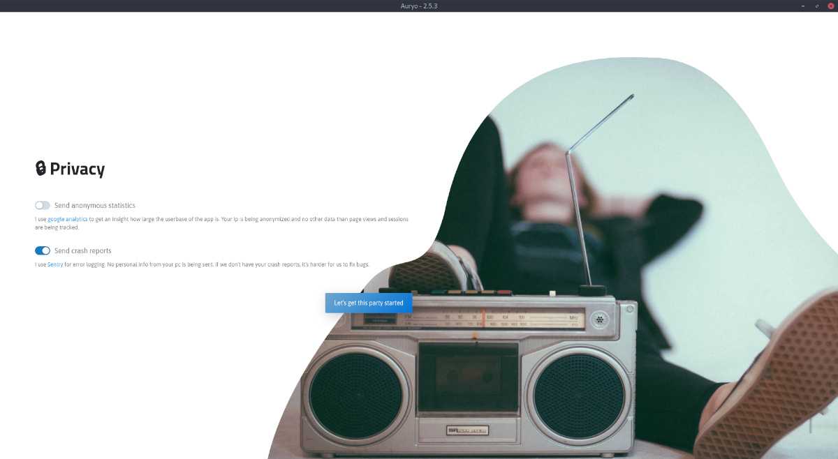 how to listen to soundcloud from the linux desktop 1 How to listen to Soundcloud from the Linux desktop