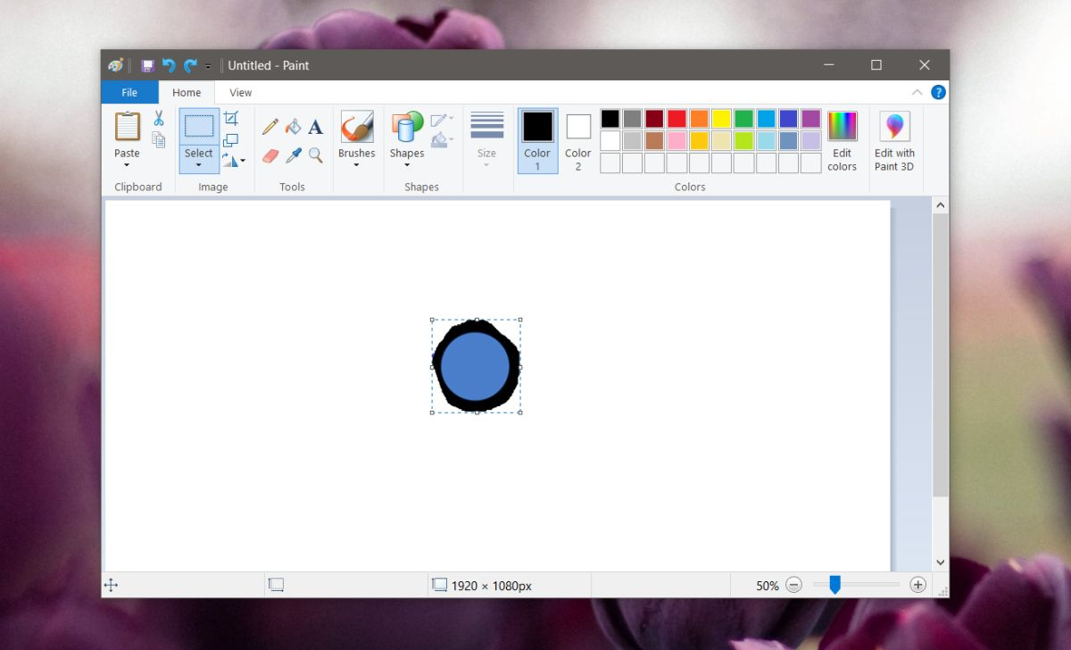 how to make background transparent in paint windows 10 2 How to make background transparent in Paint (Windows 10)