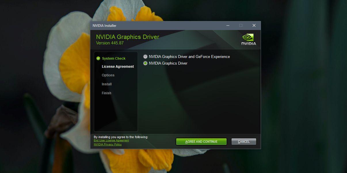 how to manually install latest nvidia drivers on windows 10 1 How to manually install latest NVIDIA drivers on Windows 10