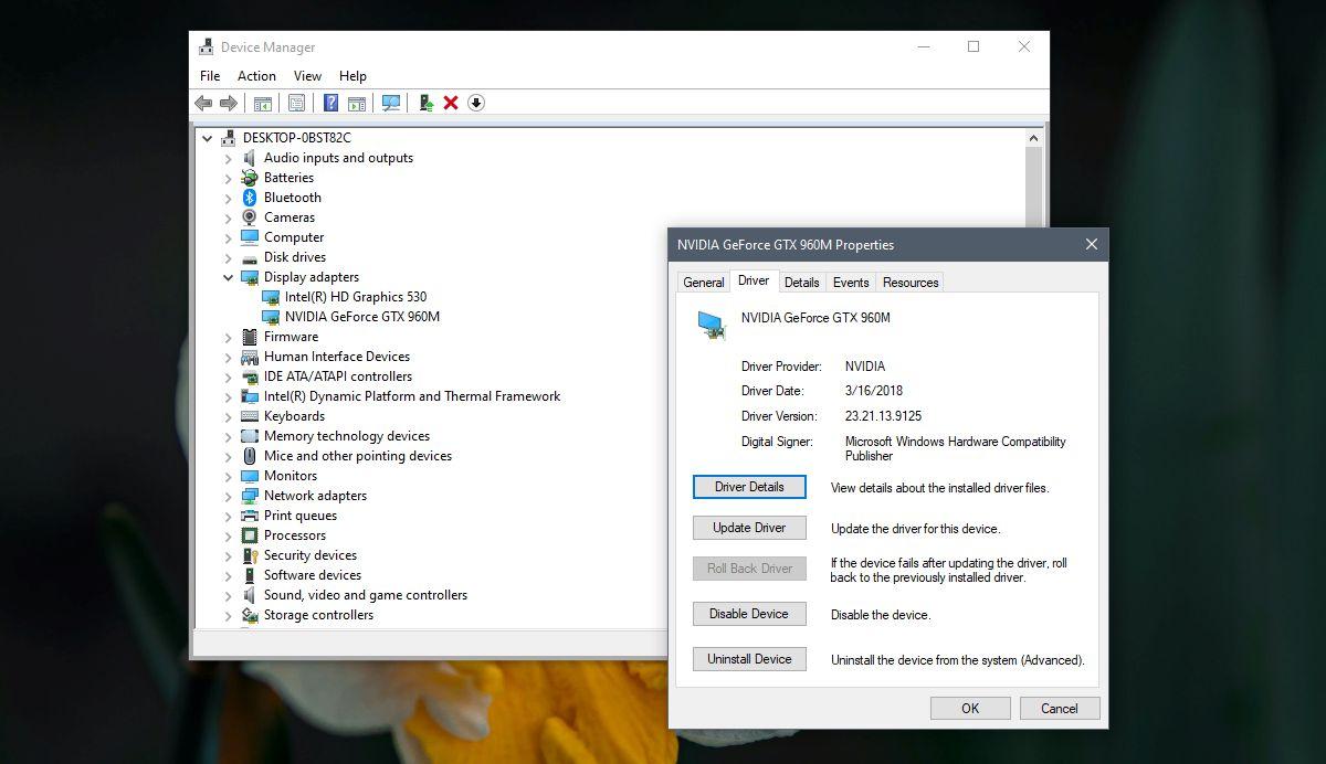 how to manually install latest nvidia drivers on windows 10 How to manually install latest NVIDIA drivers on Windows 10