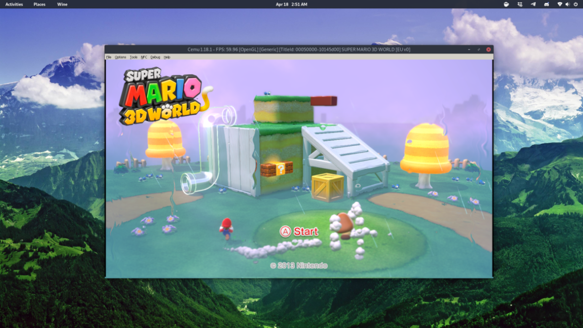 how to play nintendo wiiu games on linux 2 How to play Nintendo WiiU games on Linux