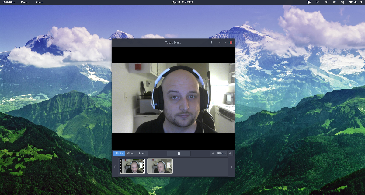 how to record your webcam on linux 1 How to record your webcam on Linux