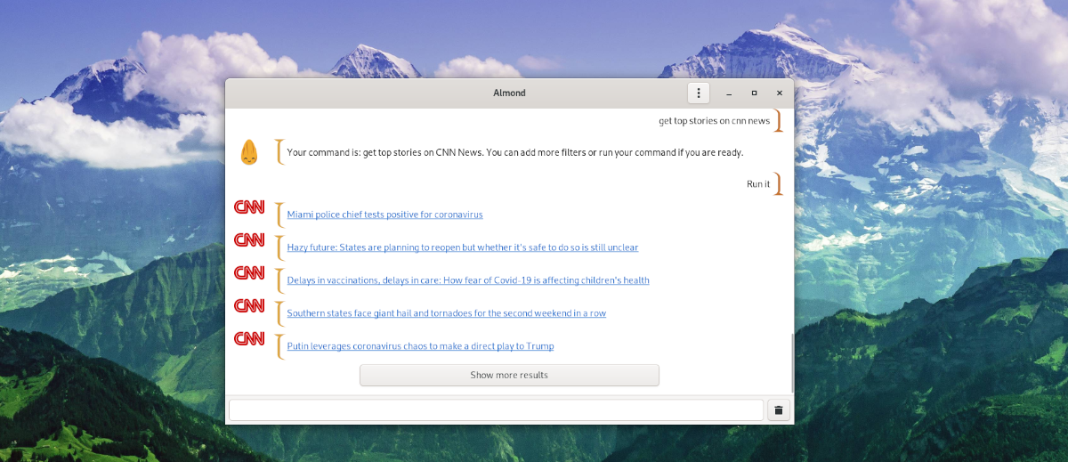how to use the open source almond assistant on linux 1 How to use the open-source Almond assistant on Linux
