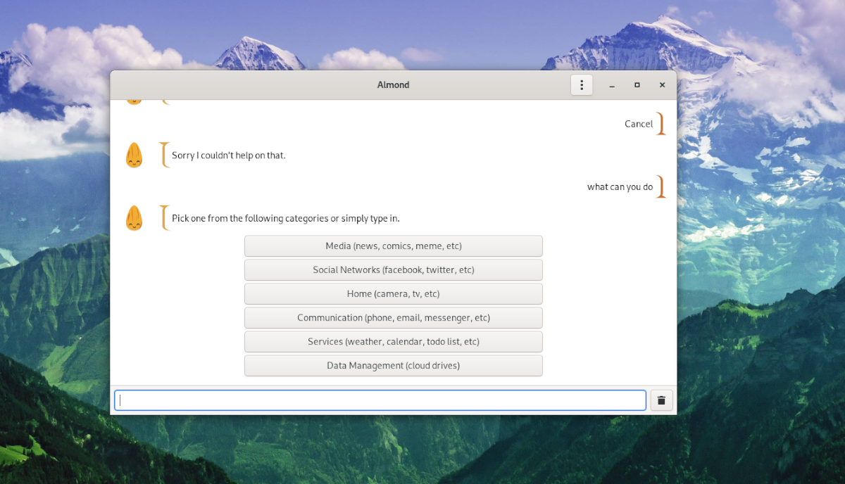 how to use the open source almond assistant on How to use the open-source Almond assistant on Linux