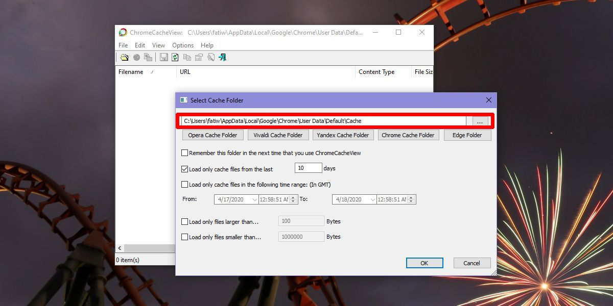 how to view the chrome cache on windows 10 1 How to view the Chrome cache on Windows 10