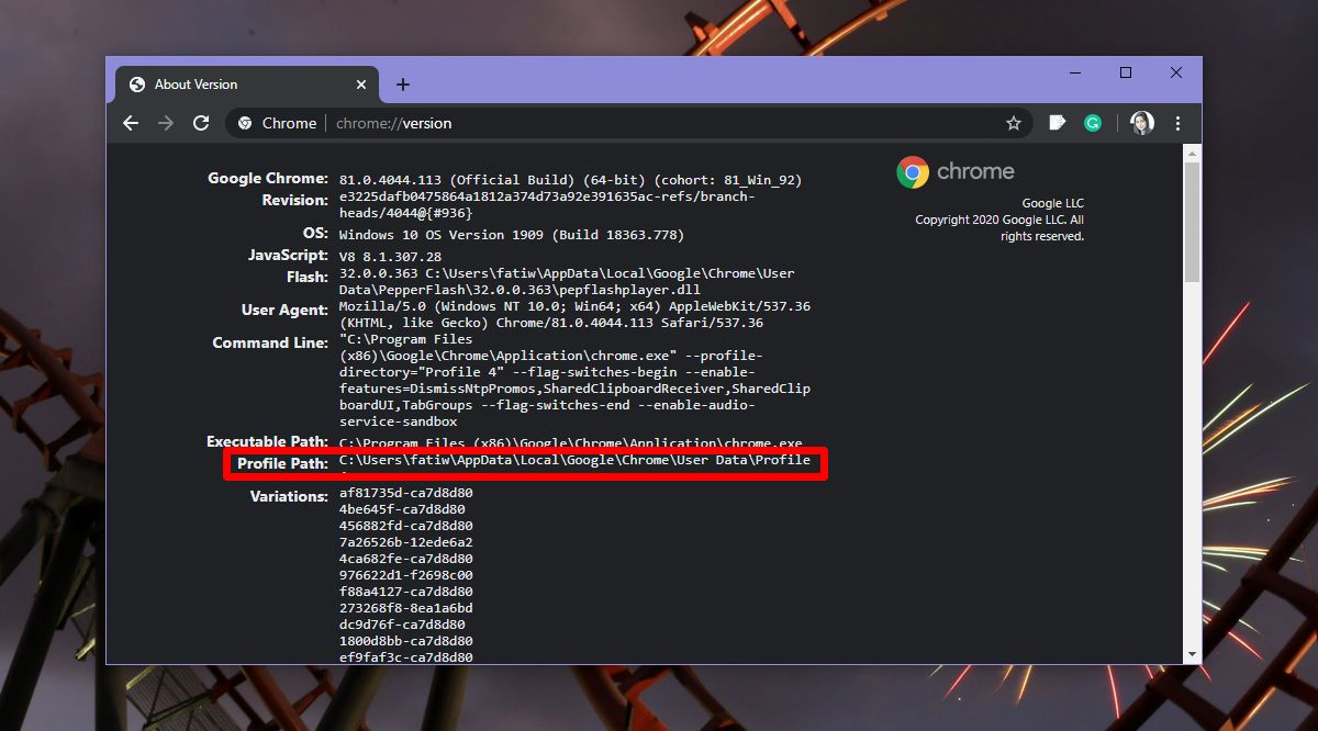 how to view the chrome cache on windows 10 How to view the Chrome cache on Windows 10
