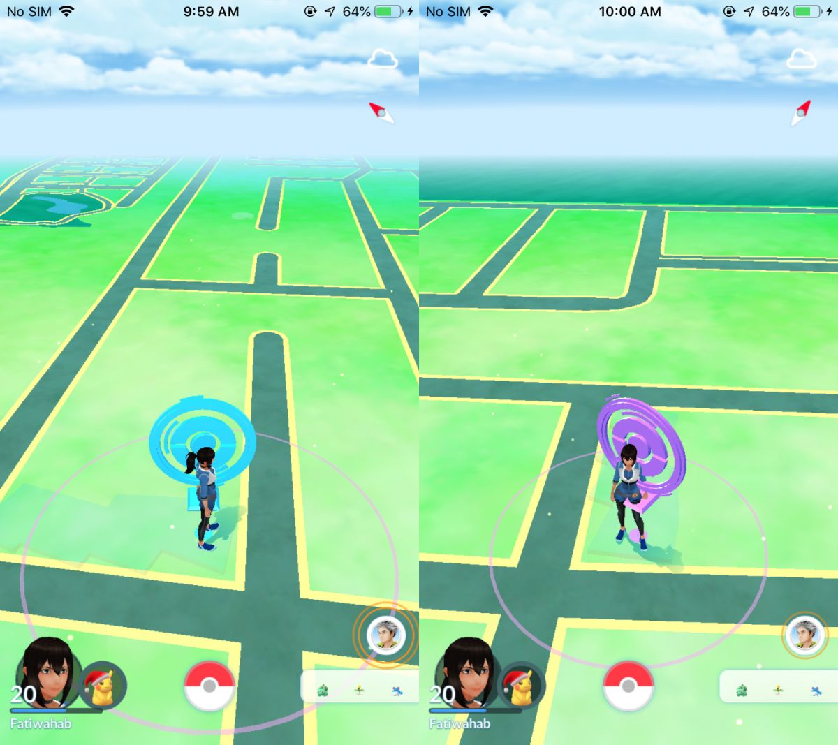 pokemon go location spoof access gyms and pokestops during the lock down 3 Pokèmon Go location spoof: Access gyms and Pokèstops during the lock down
