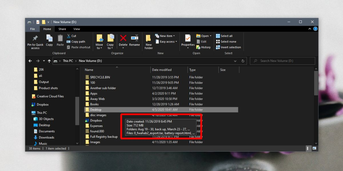 show folder size in windows 10 tutorial how to see Show Folder Size in Windows 10 (Tutorial: How to See)