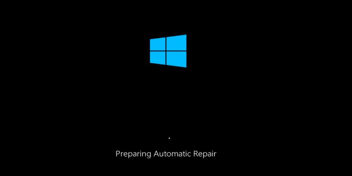 fix the windows 10 automatic repair loop when startup repair fails Fix the Windows 10 Automatic Repair Loop when Startup Repair Fails