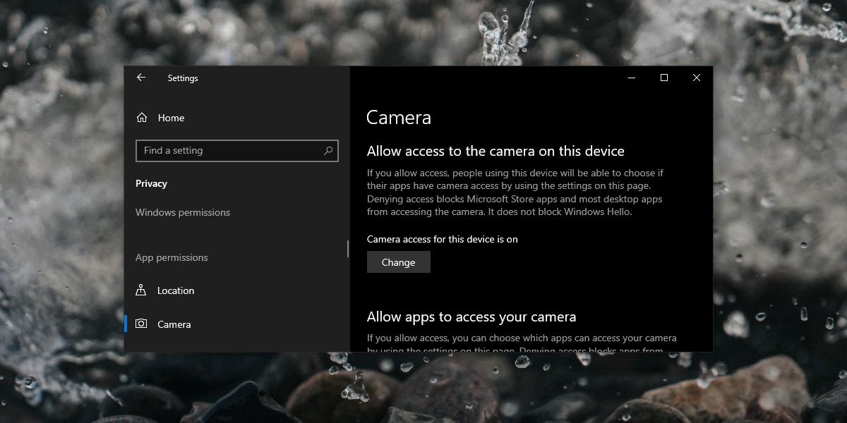 fixed webcam black screen issues in windows 10 1 (FIXED) Webcam Black Screen Issues in Windows 10