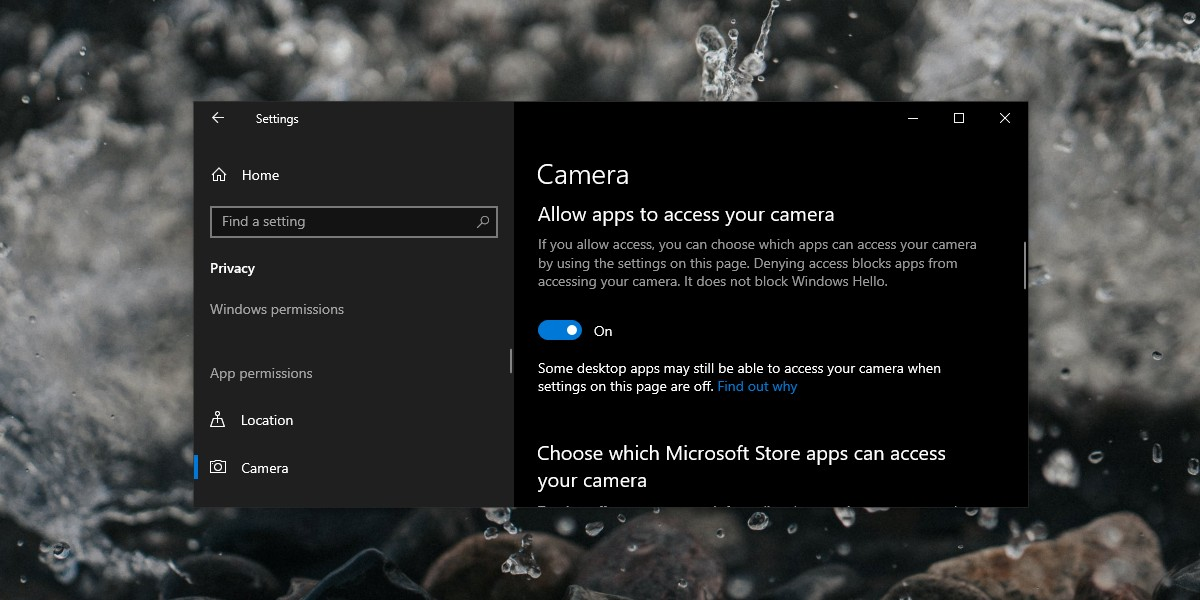 fixed webcam black screen issues in windows 10 2 (FIXED) Webcam Black Screen Issues in Windows 10