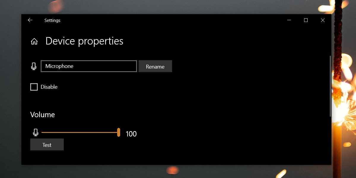 how to change microphone volume on windows 10 How to change microphone volume on Windows 10