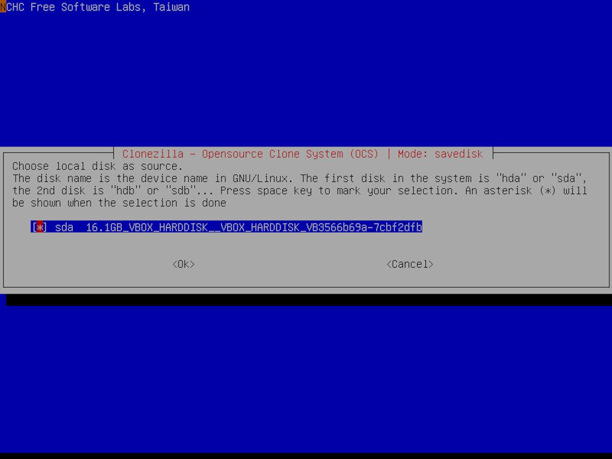 how to clone your ubuntu server installation with clonezilla 7 How to clone your Ubuntu server installation with Clonezilla
