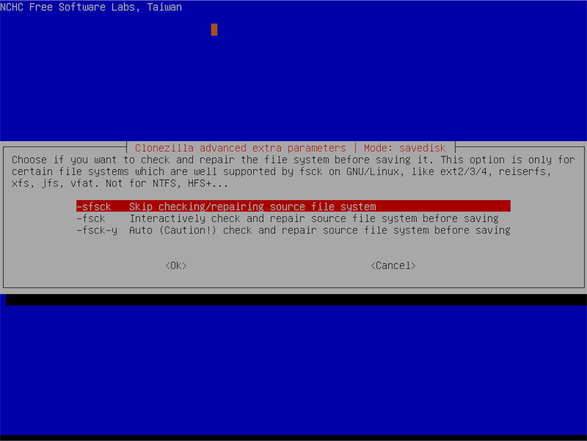 how to clone your ubuntu server installation with clonezilla 9 How to clone your Ubuntu server installation with Clonezilla