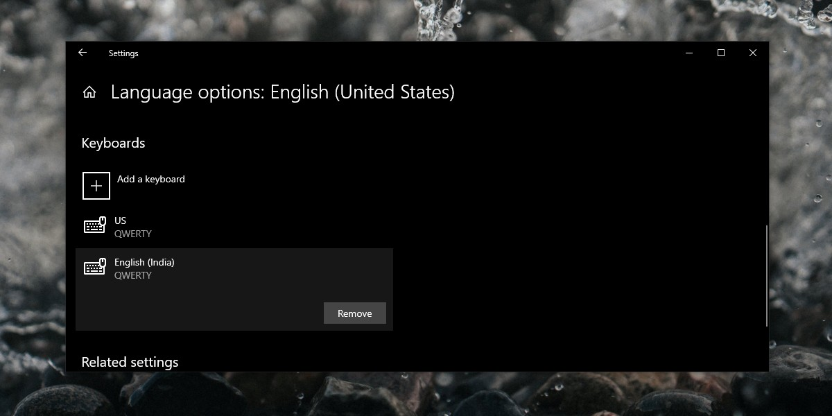 how to delete a keyboard layout on windows 10 1 How to delete a keyboard layout on Windows 10