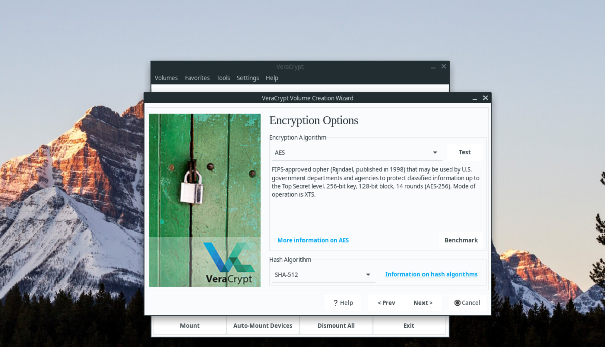 how to encrypt a usb flash drive on linux with veracrypt 2 How to encrypt a USB flash drive on Linux with VeraCrypt