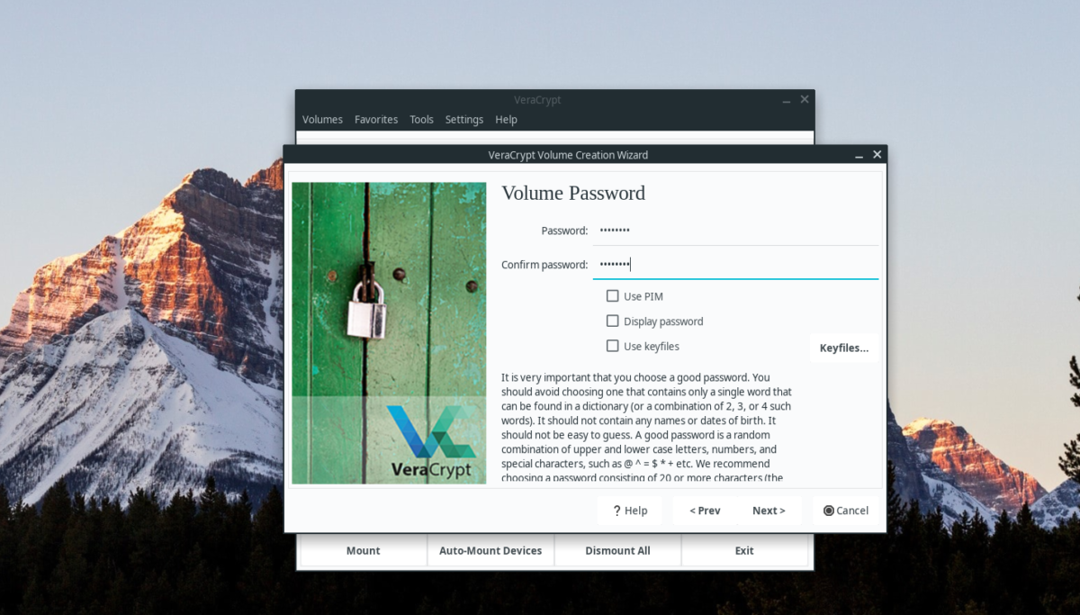 how to encrypt a usb flash drive on linux with veracrypt 3 How to encrypt a USB flash drive on Linux with VeraCrypt