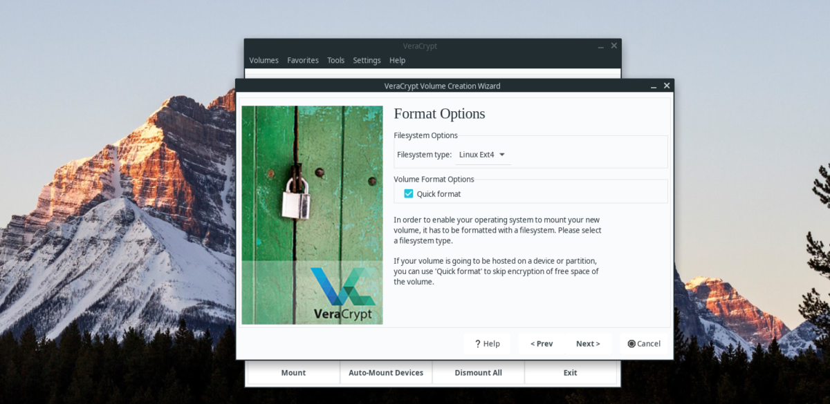 how to encrypt a usb flash drive on linux with veracrypt 4 How to encrypt a USB flash drive on Linux with VeraCrypt