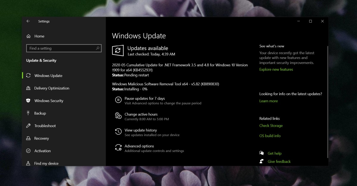 how to fix windows updates stuck at 0 1 How to fix Windows Updates stuck at 0%