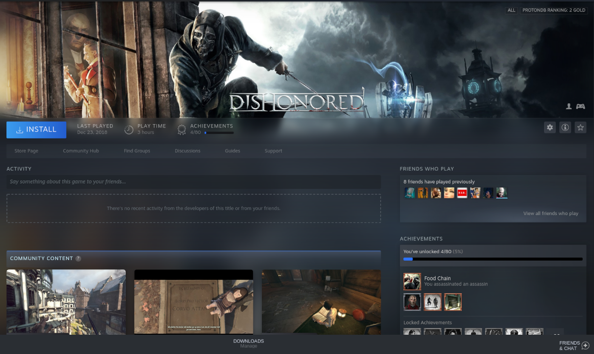 how to play dishonored on linux 2 How to play Dishonored on Linux