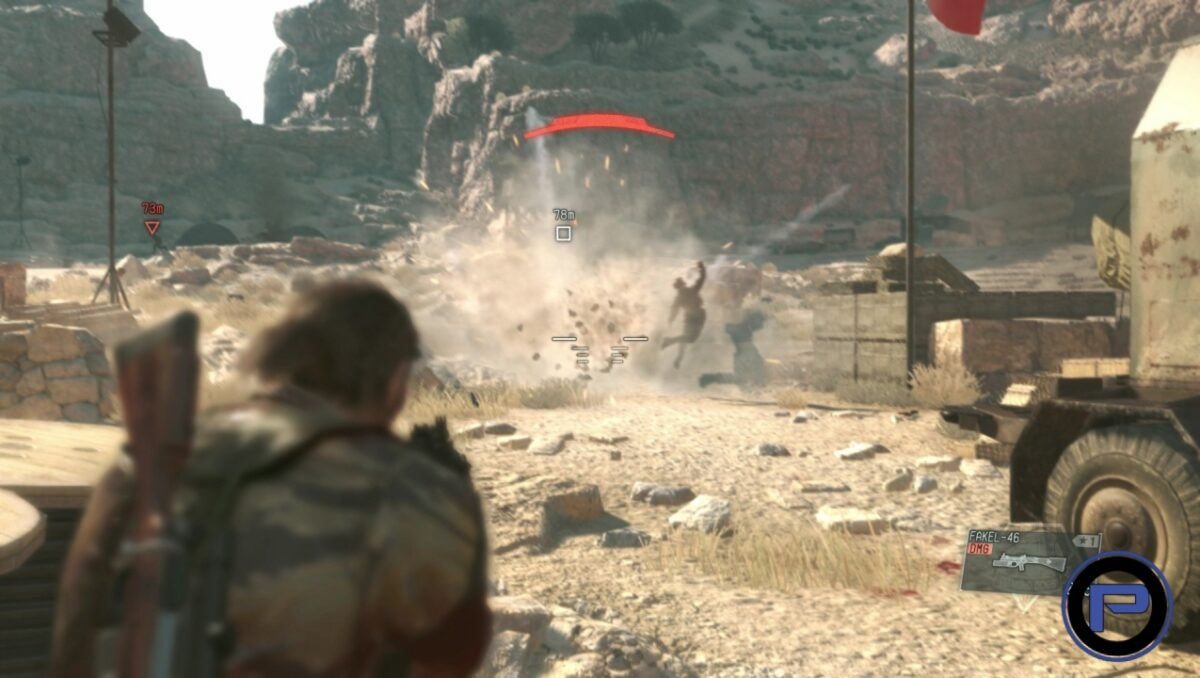 how to play metal gear solid v the phantom pain on How to play Metal Gear Solid V: The Phantom Pain on Linux