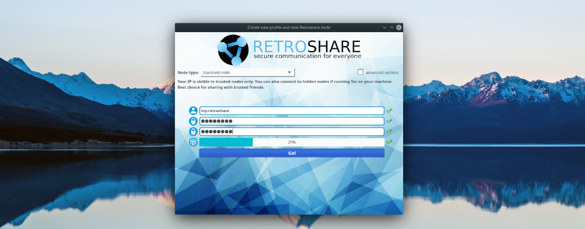 how to set up retroshare on linux 2 How to set up RetroShare on Linux