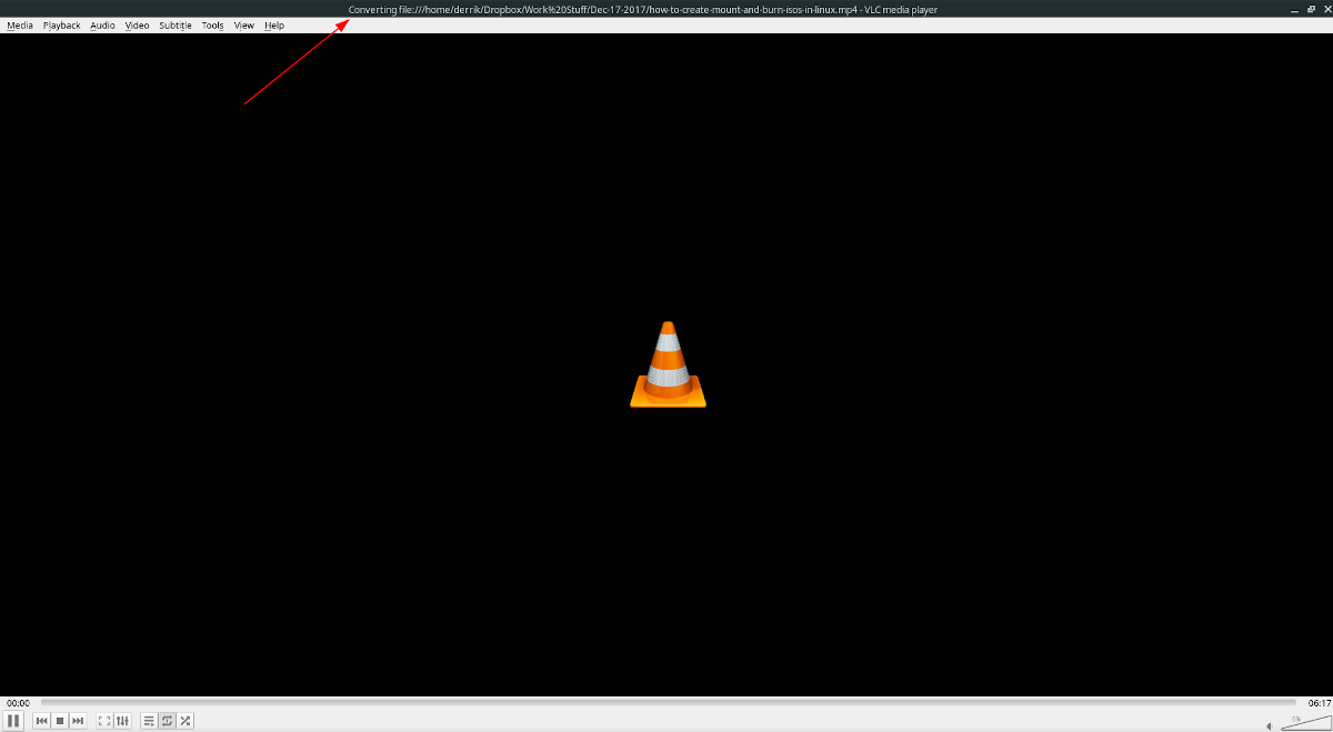 how to transcode video files in vlc on linux 7 How to transcode video files in VLC on Linux