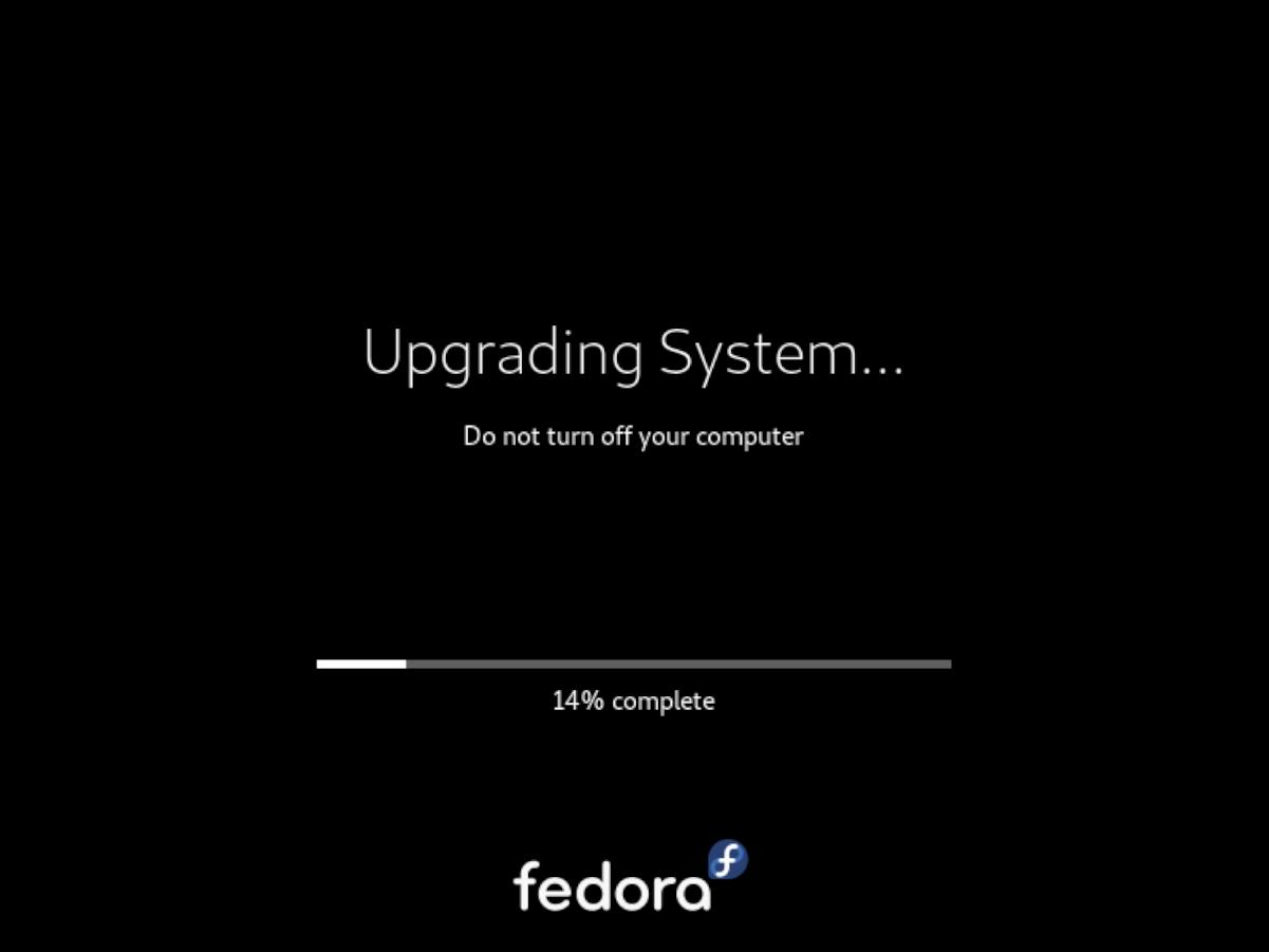how to upgrade to fedora 32 3 How to upgrade to Fedora 32