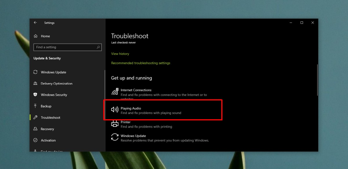 no sound from headphones in windows 10 fixed 6 No sound from headphones in Windows 10 (FIXED)
