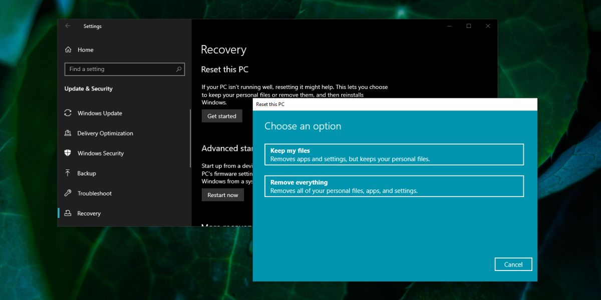 windows 10 reset failed fixed how to reset windows Windows 10 Reset Failed (FIXED) – How to Reset Windows