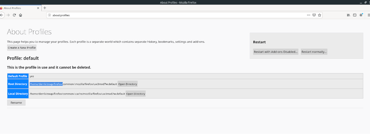 how to back up firefox snap settings on How to back up Firefox Snap settings on Linux