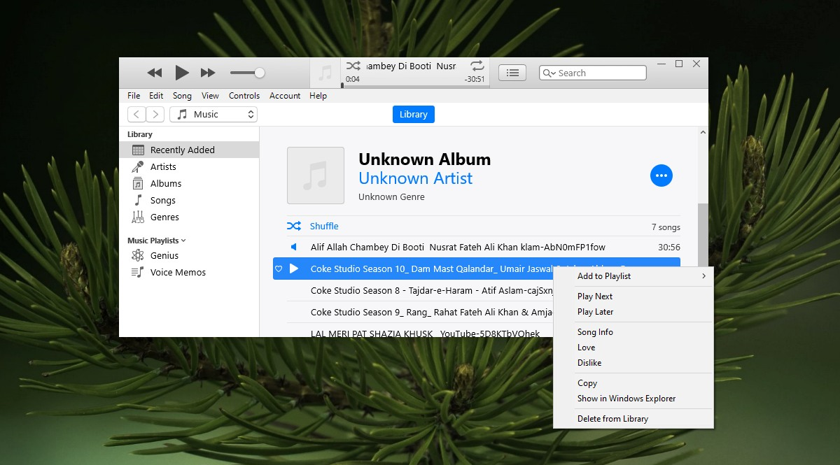how to find a missing song in itunes on windows 10 2 How to find a missing song in iTunes on Windows 10
