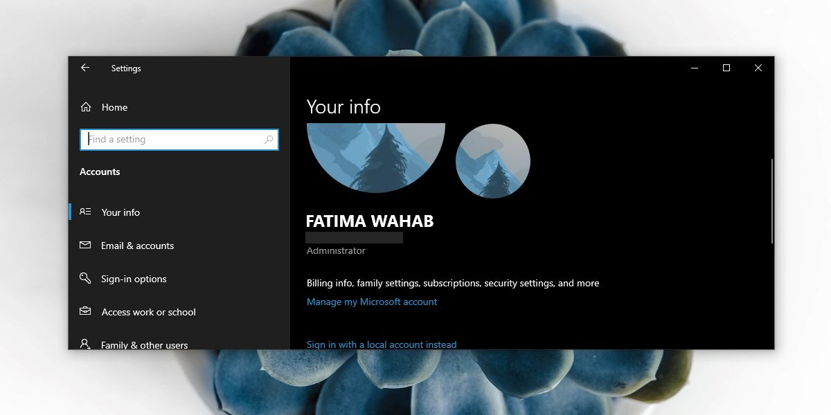 how to find the admin account on windows 10 How to find the admin account on Windows 10