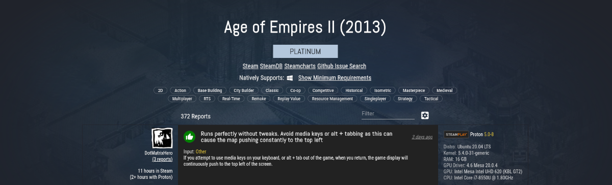 how to play age of empires ii 2013 on linux 3 How to play Age of Empires II (2013) on Linux