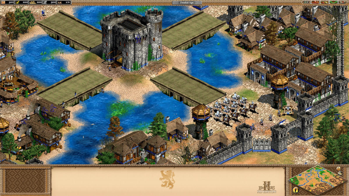 how to play age of empires ii 2013 on How to play Age of Empires II (2013) on Linux