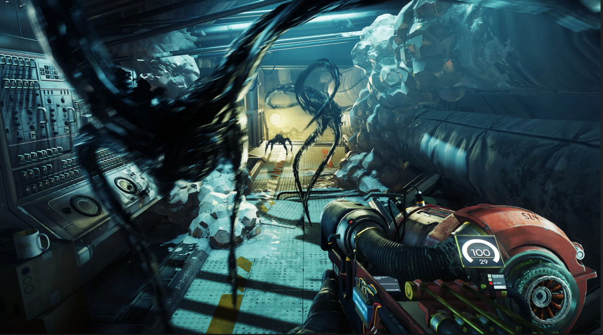 how to play prey 2017 on How to play Prey (2017) on Linux
