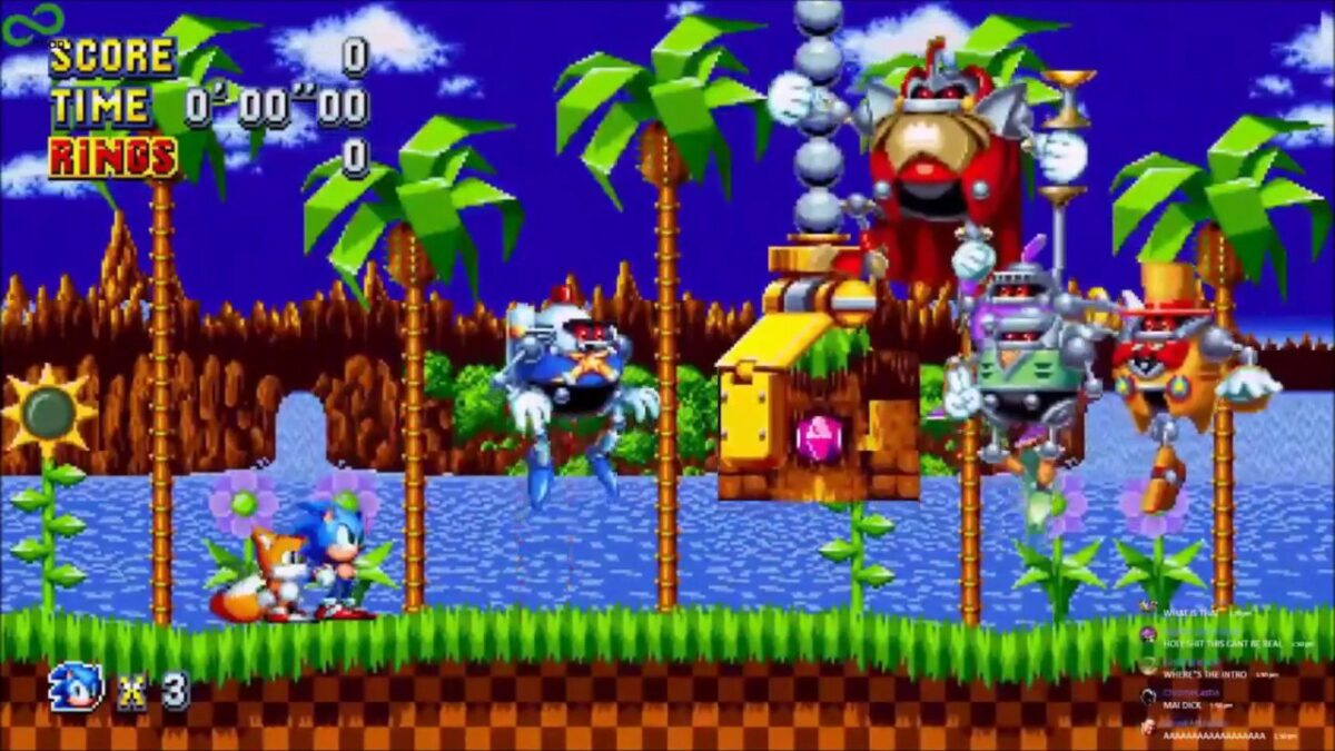 how to play sonic mania on How to play Sonic Mania on Linux