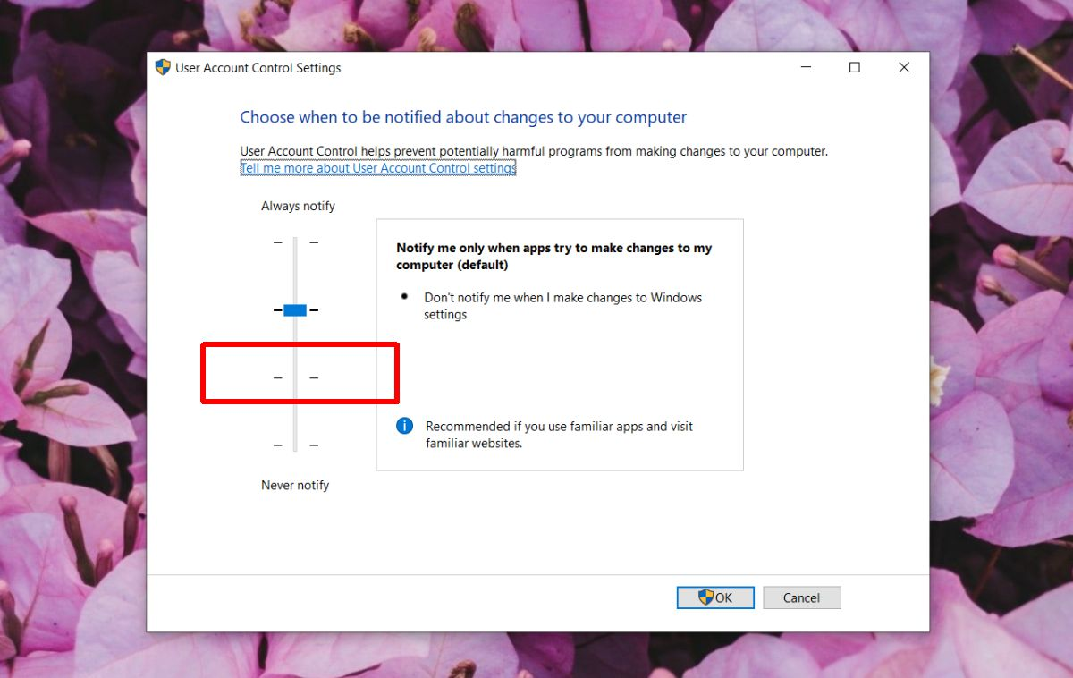 how to screenshot uac prompt on windows 10 1 How to screenshot UAC prompt on Windows 10