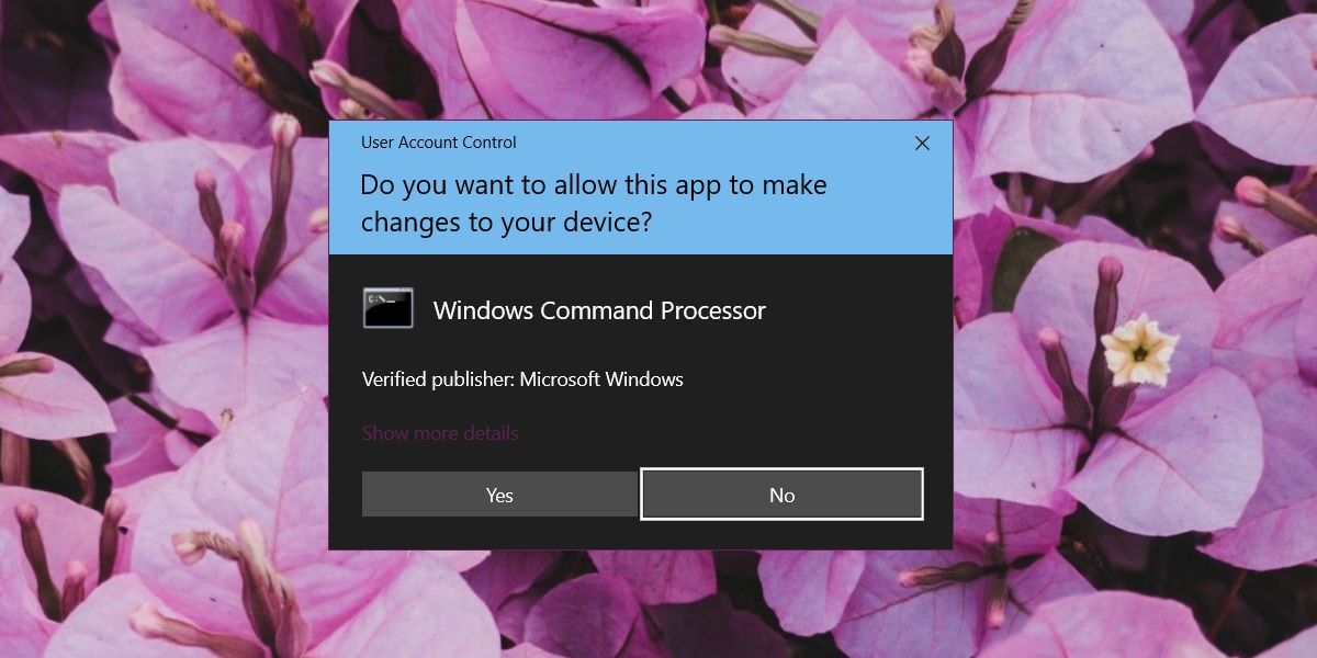 how to screenshot uac prompt on windows 10 How to screenshot UAC prompt on Windows 10