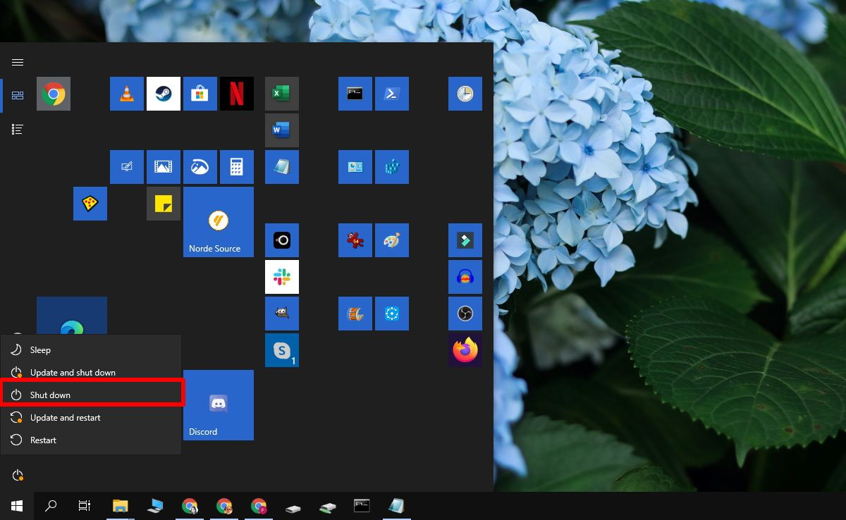 how to shut down without installing updates on windows 10 How to shut down without installing updates on Windows 10