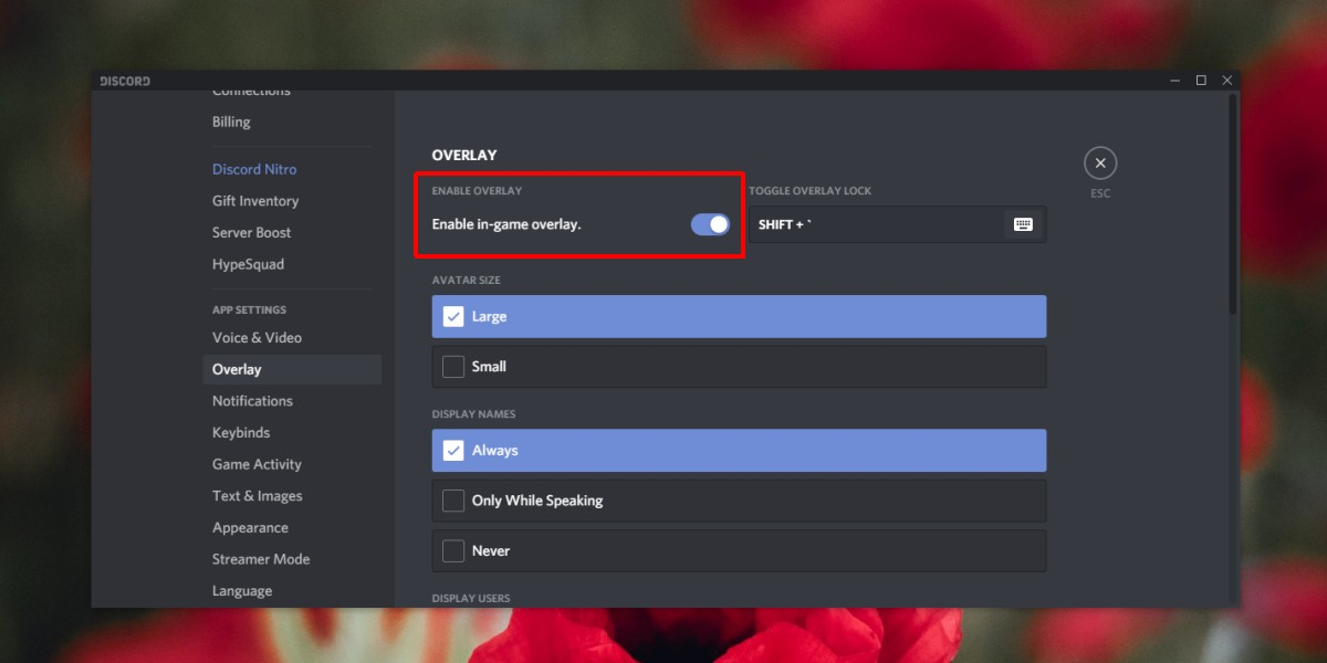 discord overlay not working or showing heres how to disable it Discord Overlay Not Working or Showing: Here's How to Disable It