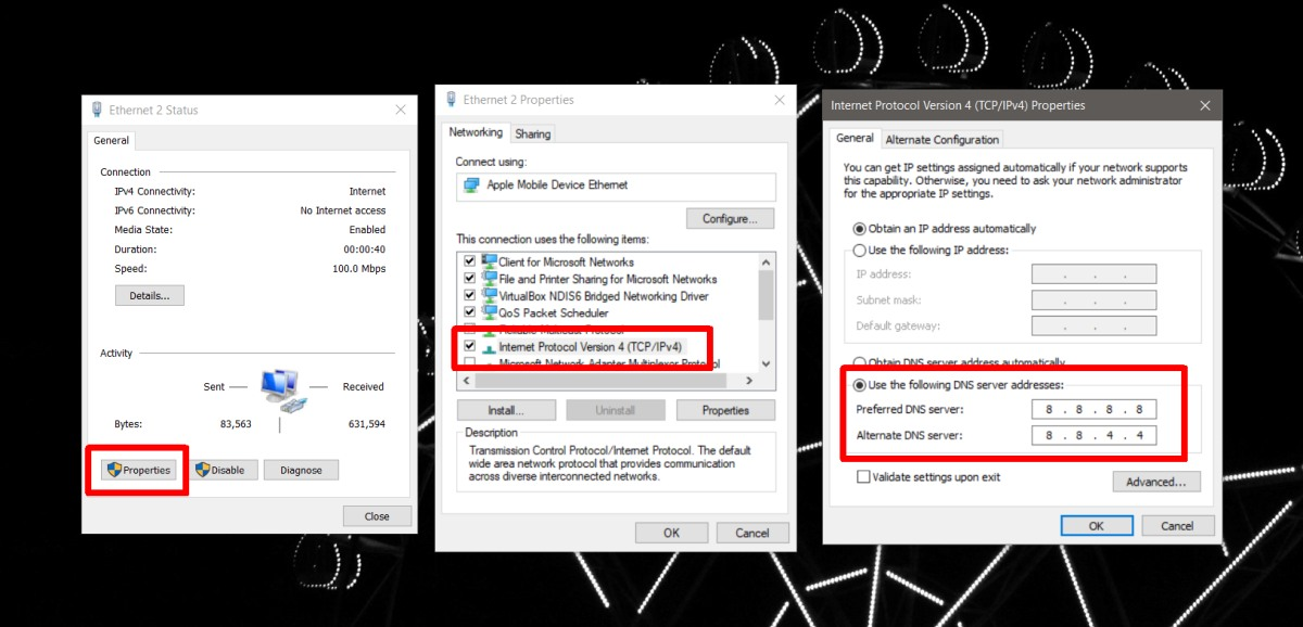 ethernet doesnt have a valid ip configuration windows 10 fix complete guide 3 Ethernet Doesn't Have a Valid IP Configuration (Windows 10 FIX) – Complete Guide