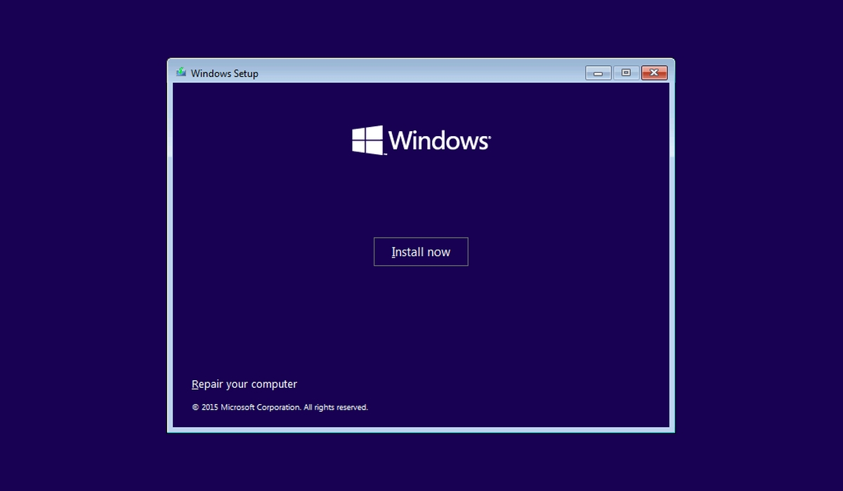 how to access command prompt when windows 10 wont boot 1 How to access Command Prompt when Windows 10 won't boot